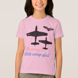 mmy's little wing-girl T-Shirt