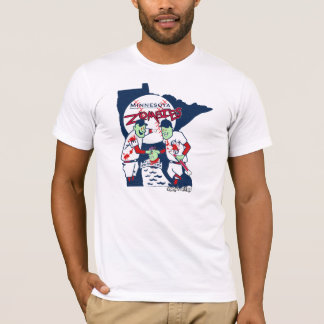 MN Zombies Redux T-Shirt