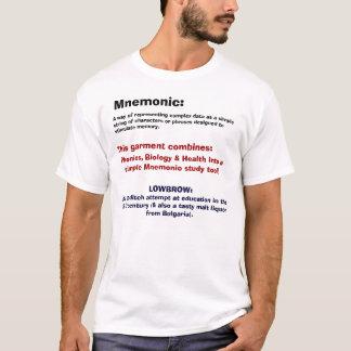 Mnemonic Laughing Device T-Shirt