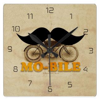 Mo-bile Clocks
