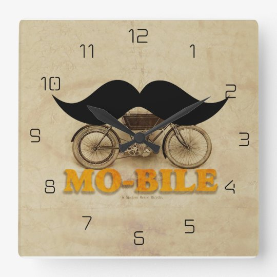 Mo-bile Clocks