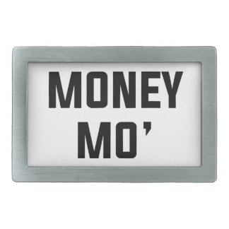 Mo Money Mo Puppies Belt Buckle