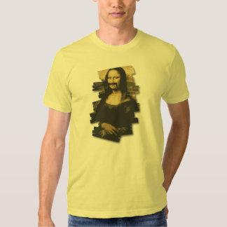 MO-na Lisa Tee Shirt