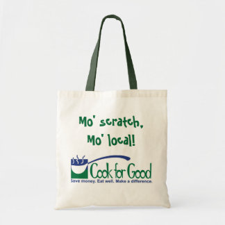 Mo' scratch, Mo' Local - Cook for Good