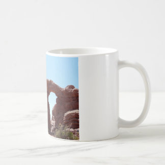 moab arches coffee mug