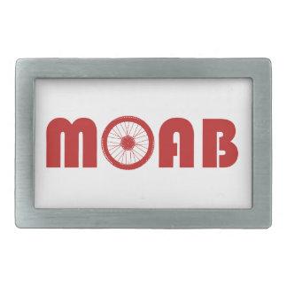 Moab (Bike Wheel) Belt Buckles