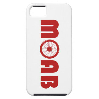 Moab (Bike Wheel) iPhone 5 Cover