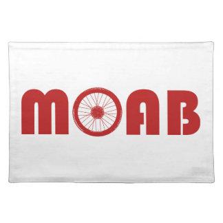 Moab (Bike Wheel) Placemat