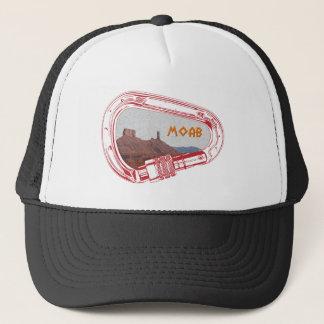 Moab Climbing Carabiner Trucker Hat