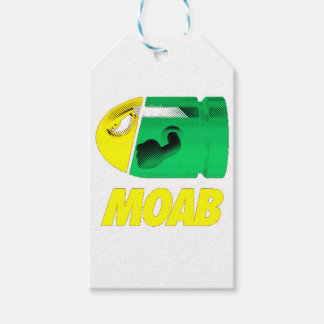 moab pack of gift tags