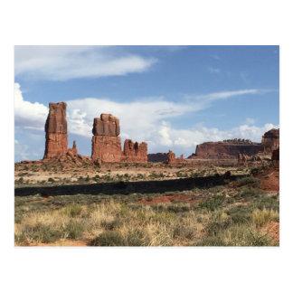 Moab, UT Landscape Postcard