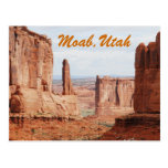 Moab Utah Postcard