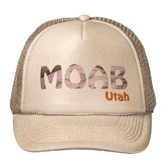 Moab, Utah Trucker Hat
