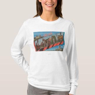 Moab, UtahLarge Letter ScenesMoab, UT T-Shirt