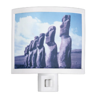 Moai Monoliths Nite Light