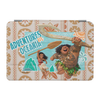 Moana | Adventures In Oceania iPad Mini Cover