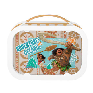 Moana | Adventures In Oceania Lunch Box