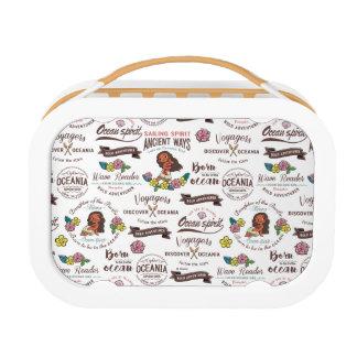 Moana | Bold Adventurer Pattern Lunchbox