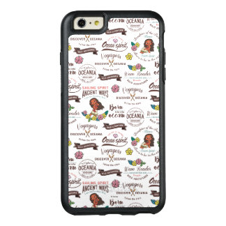 Moana | Bold Adventurer Pattern OtterBox iPhone 6/6s Plus Case