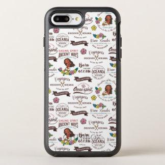 Moana | Bold Adventurer Pattern OtterBox Symmetry iPhone 8 Plus/7 Plus Case