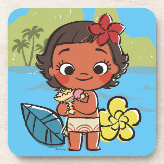 Moana   Daughter of the Sea Coasters