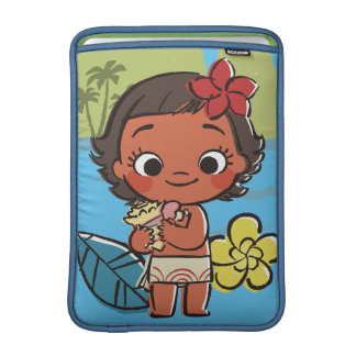 Moana | Daughter of the Sea Sleeve For MacBook Air