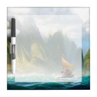 Moana | Discover Oceania Dry-Erase Boards