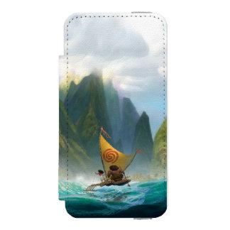 Moana | Discover Oceania Incipio Watson™ iPhone 5 Wallet Case