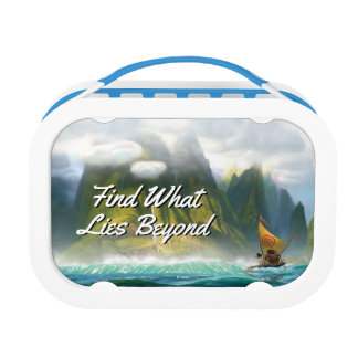 Moana | Discover Oceania Lunch Boxes