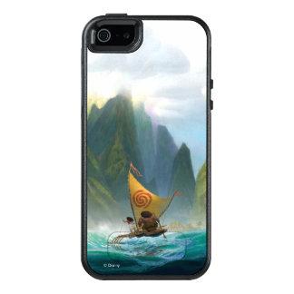 Moana | Discover Oceania OtterBox iPhone 5/5s/SE Case