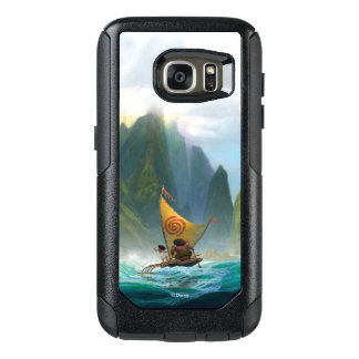 Moana | Discover Oceania OtterBox Samsung Galaxy S7 Case