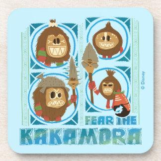 Moana   Fear The Kakamora Coaster