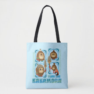 Moana | Fear The Kakamora Tote Bag