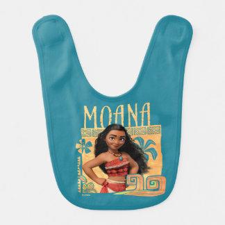 Moana | Find Your Way Bib