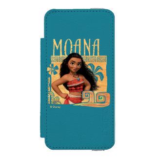Moana | Find Your Way Incipio Watson™ iPhone 5 Wallet Case
