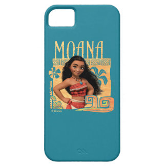 Moana | Find Your Way iPhone 5 Covers