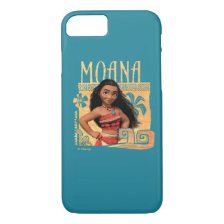 Moana   Find Your Way iPhone 8/7 Case