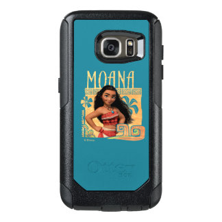 Moana | Find Your Way OtterBox Samsung Galaxy S7 Case