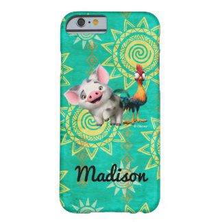 Moana | First Mate & Top Rooster Barely There iPhone 6 Case