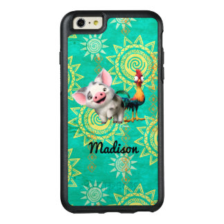 Moana | First Mate & Top Rooster OtterBox iPhone 6/6s Plus Case