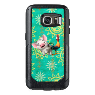 Moana | First Mate & Top Rooster OtterBox Samsung Galaxy S7 Case