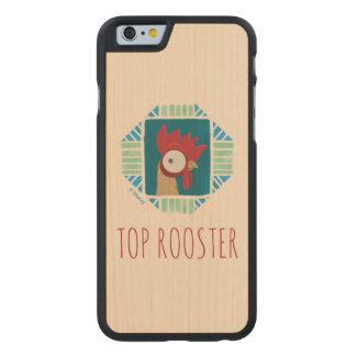 Moana | Heihei Carved® Maple iPhone 6 Case