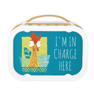 Moana | Heihei - I'm In Charge Here Lunch Boxes