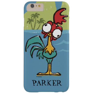Moana | Heihei - Very Important Rooster Barely There iPhone 6 Plus Case
