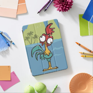 Moana | Heihei - Very Important Rooster iPad Air Cover