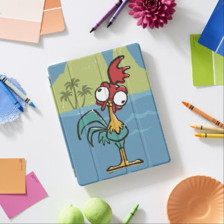 Moana | Heihei - Very Important Rooster iPad Cover