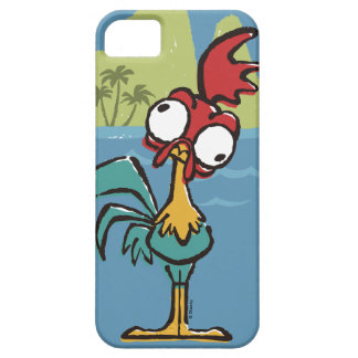 Moana | Heihei - Very Important Rooster iPhone 5 Case