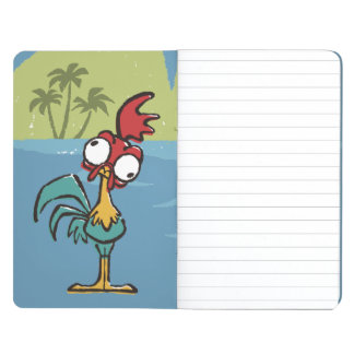 Moana | Heihei - Very Important Rooster Journal