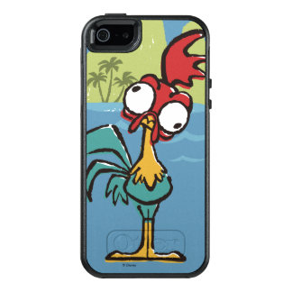 Moana | Heihei - Very Important Rooster OtterBox iPhone 5/5s/SE Case