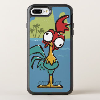 Moana | Heihei - Very Important Rooster OtterBox Symmetry iPhone 8 Plus/7 Plus Case